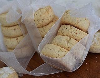 עוגיות שקדים ללא גלוטן