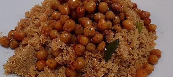 תבשיל מהמטבח הקוצי'ני אופומהו וקרלקה